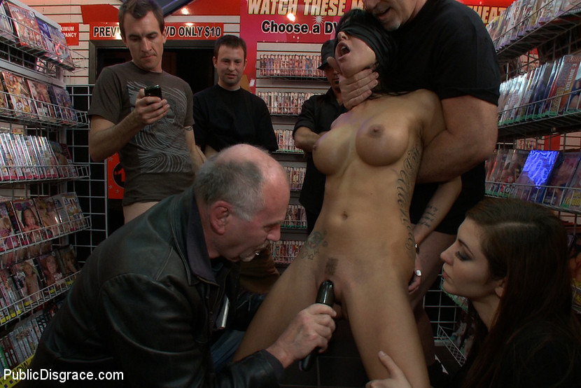 Sex In Public Store