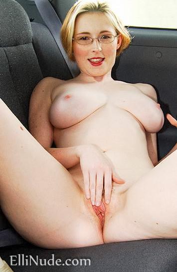 Elli Nude - Рыжая - Галерея № 3544573