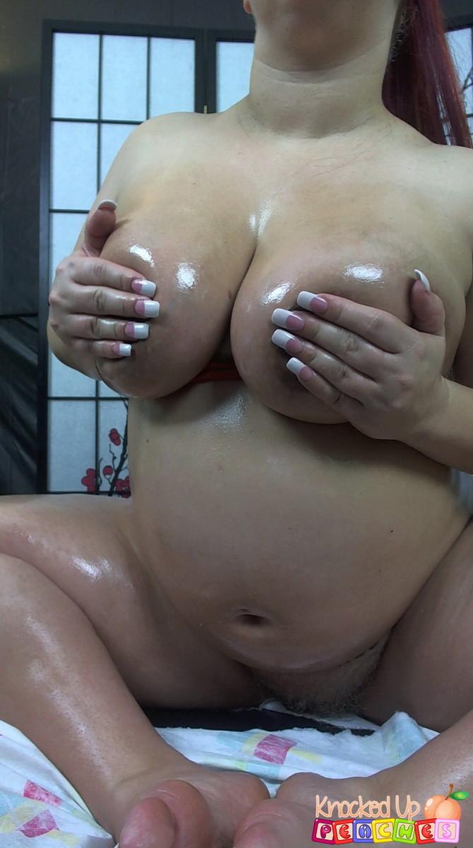 Georgia Peach - Беременная - Галерея № 3511552