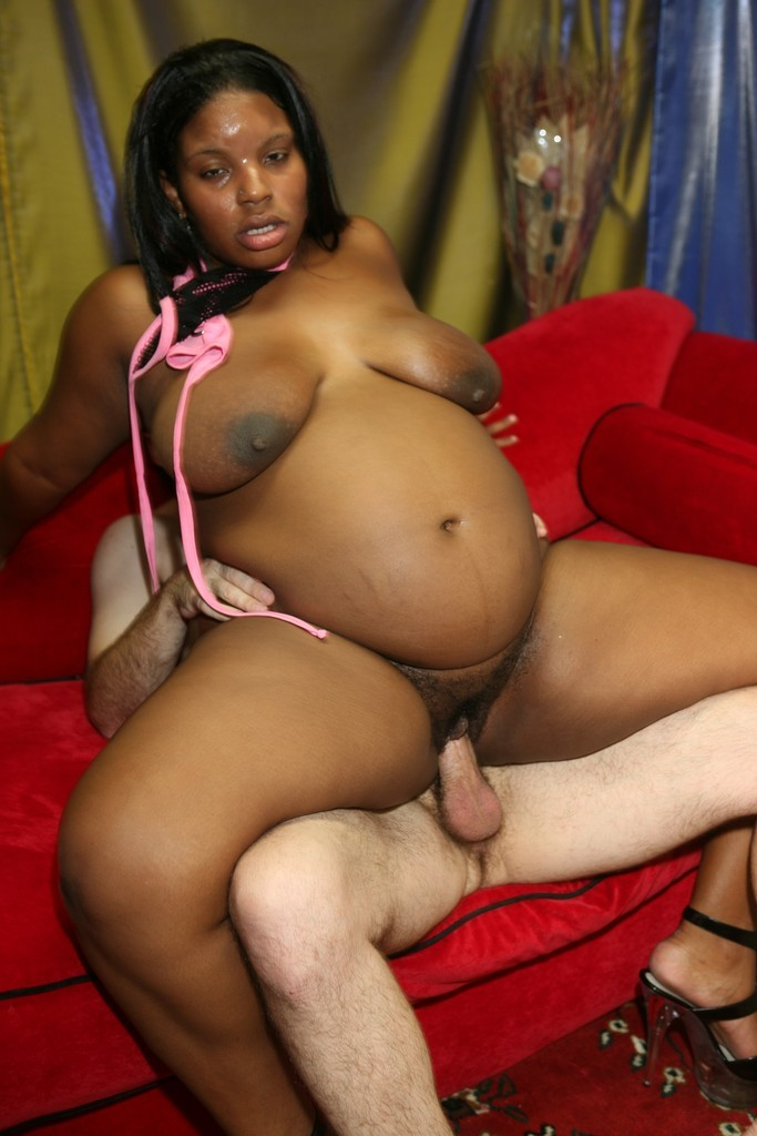 African pregnant wife pussy