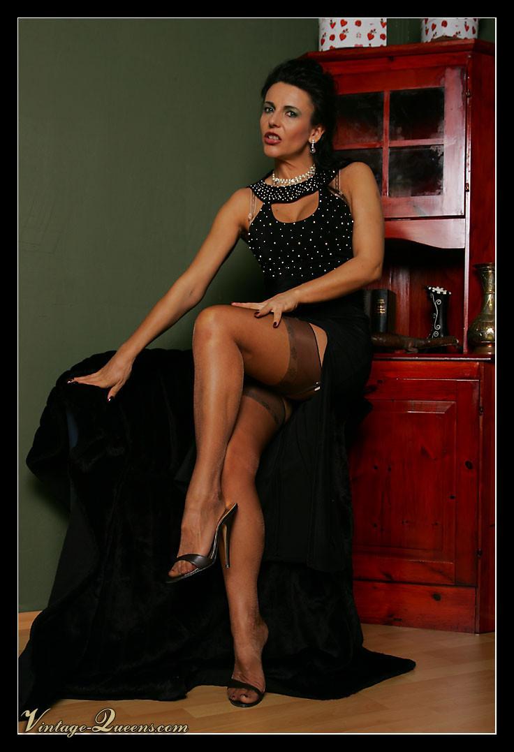 Eve, Model Eve - Ретро - Галерея № 2345682