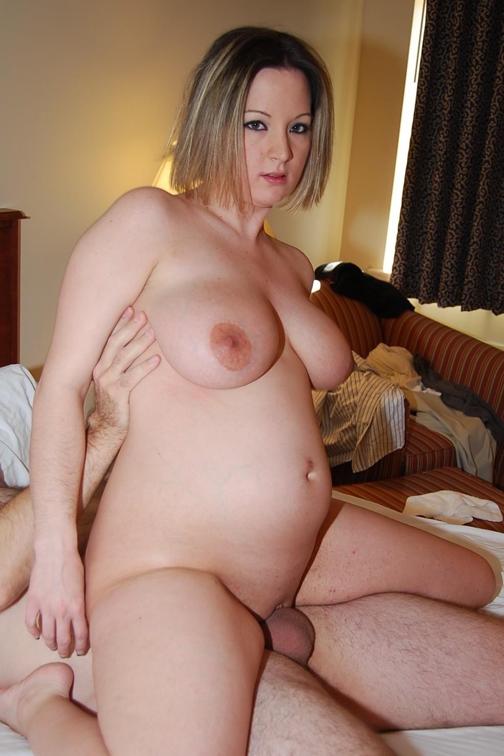 Pregnant caption porn