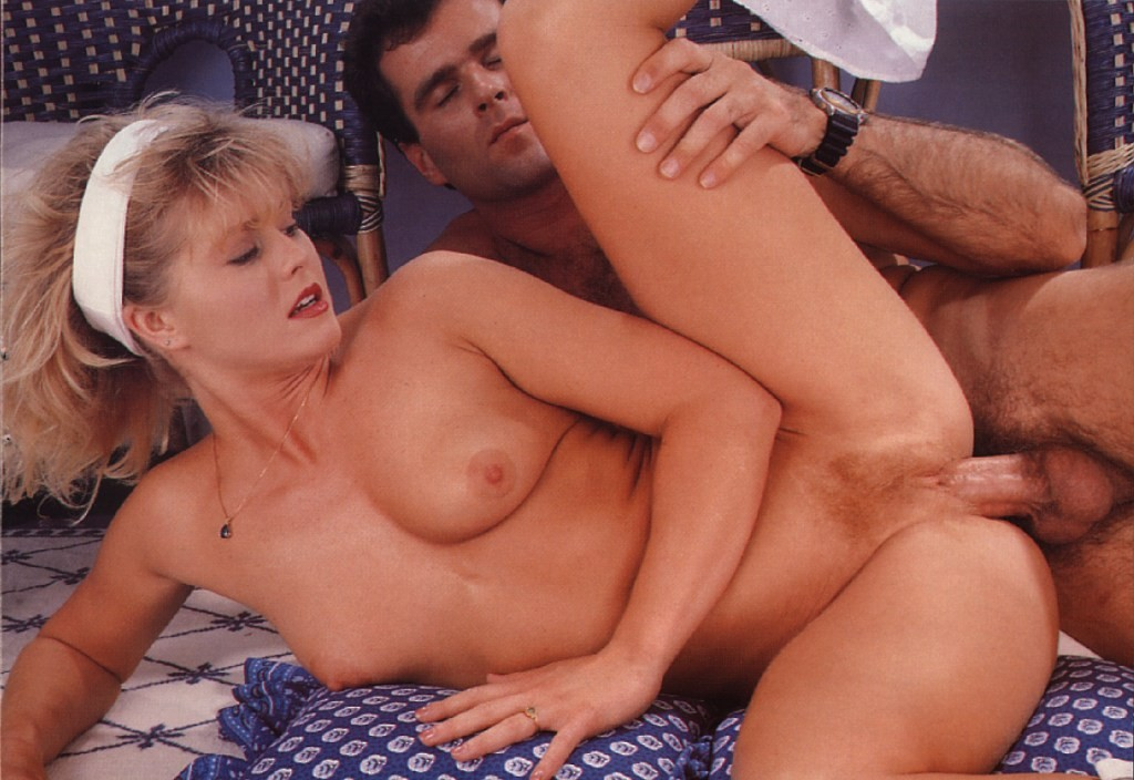 German Porn Actress Fucked By Two Big Cocks