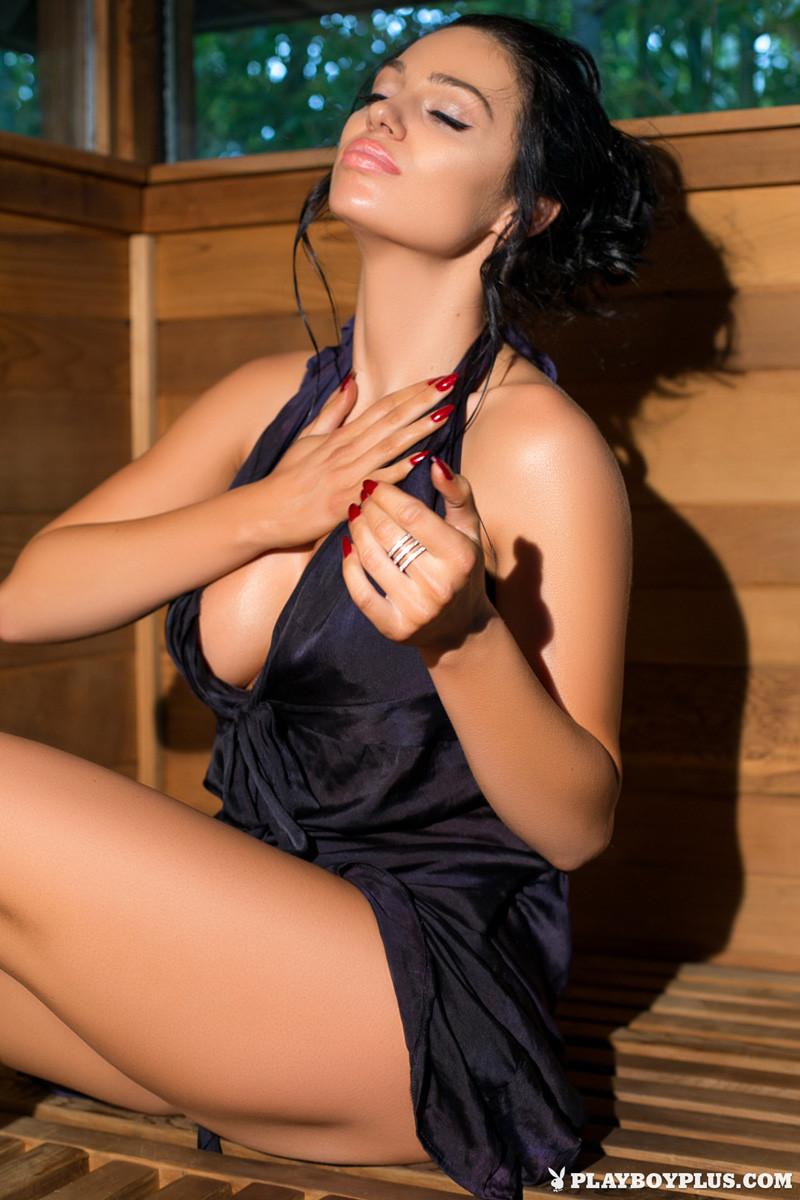 Kaycee Ryan - В сауне - Галерея № 3468147
