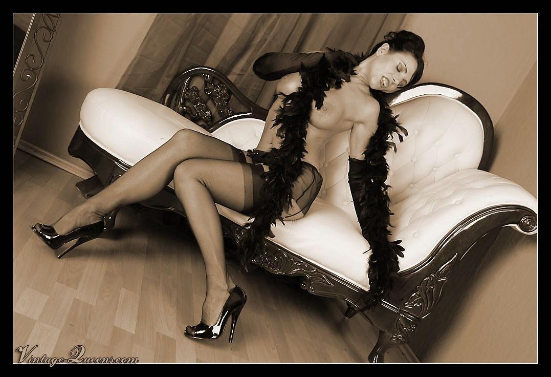 Eve, Model Eve - Ретро - Галерея № 2165941