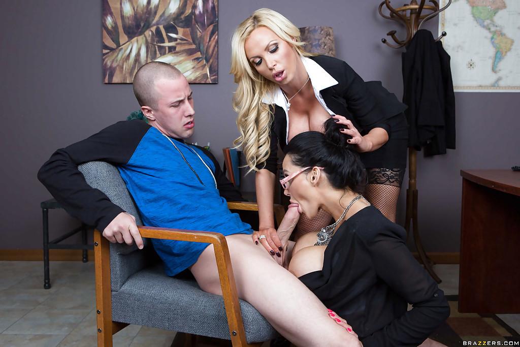 Nikki Benz, Amy Anderssen, Amy Juggs - Секретарша - Галерея № 3570832