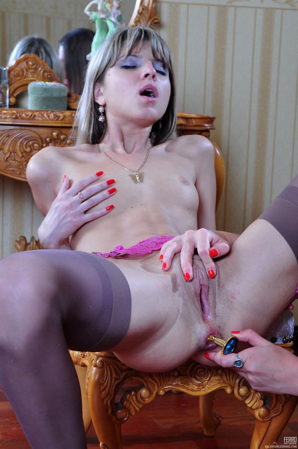Gina Gerson - Страпон - Галерея № 3511923
