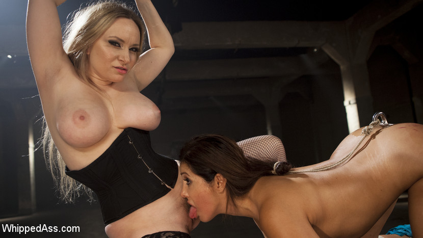 Francesca Le, Aiden Starr - Сквирт (струйный оргазм) - Галерея № 3470013