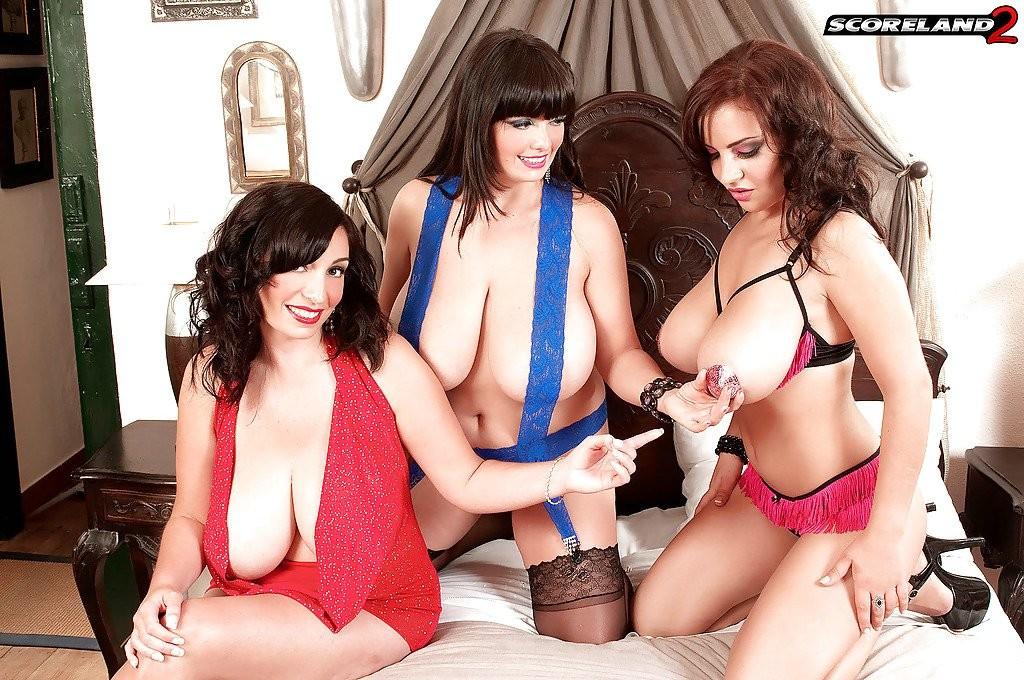 Lana Ivans, Arianna Sinn, Michelle Bond, Lana Ivan, Busty Arianna - Страпон - Галерея № 3623277