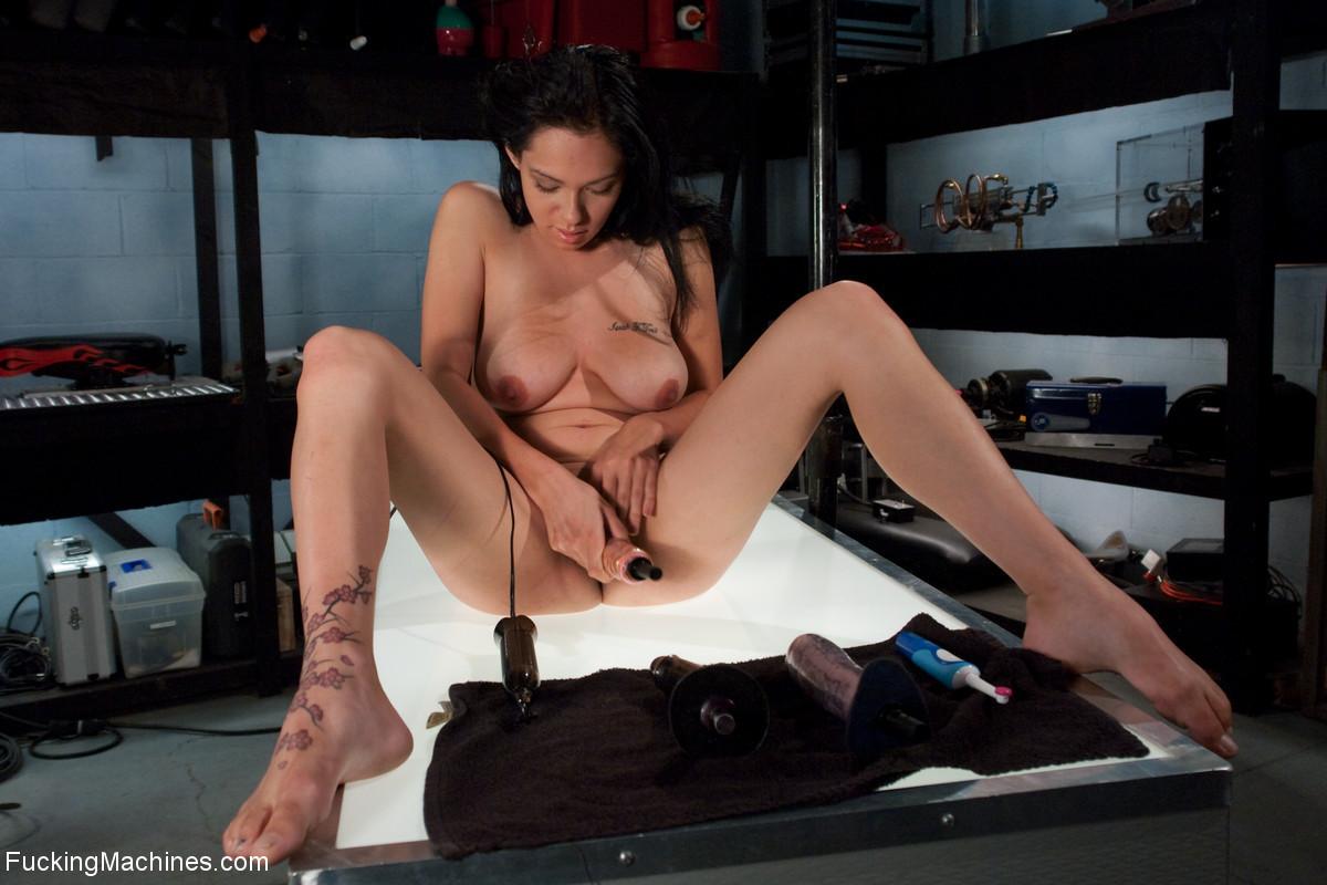 Jessica - Сквирт (струйный оргазм) - Галерея № 3418054
