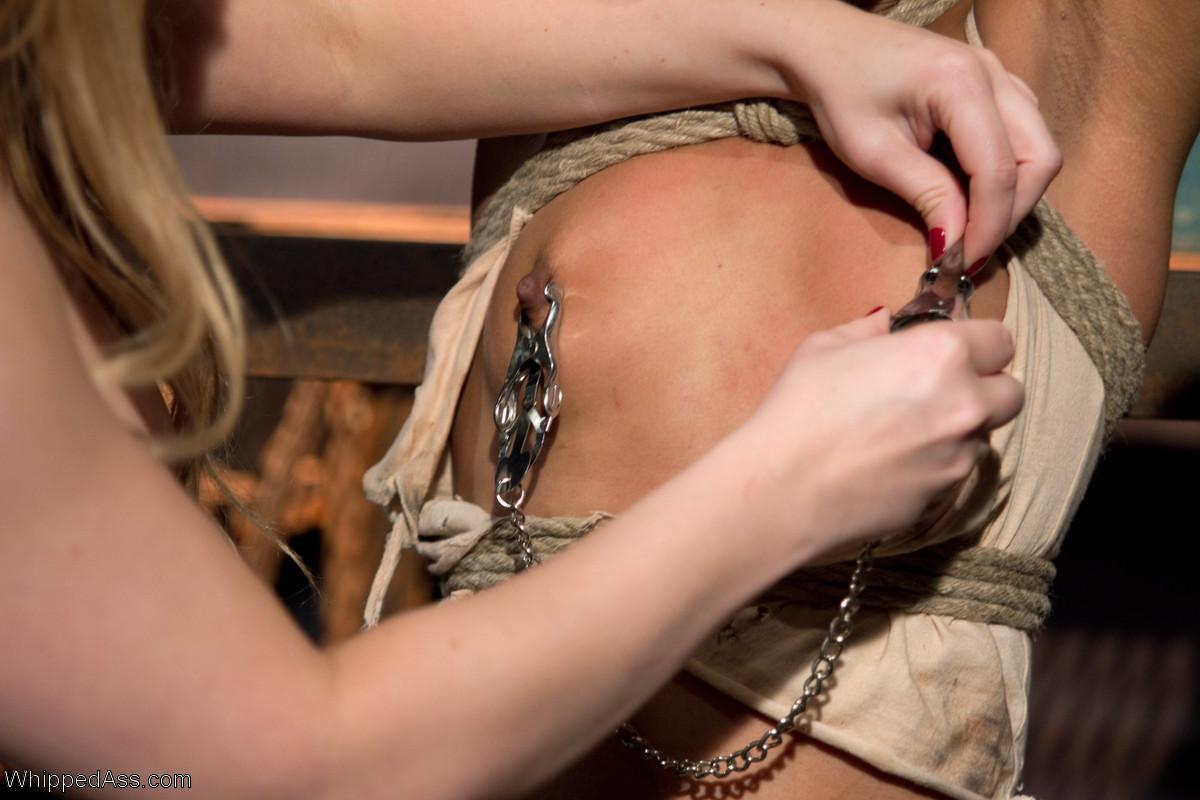 Maitresse Madeline, Skin Diamond, Aiden Starr - Страпон - Галерея № 3478032