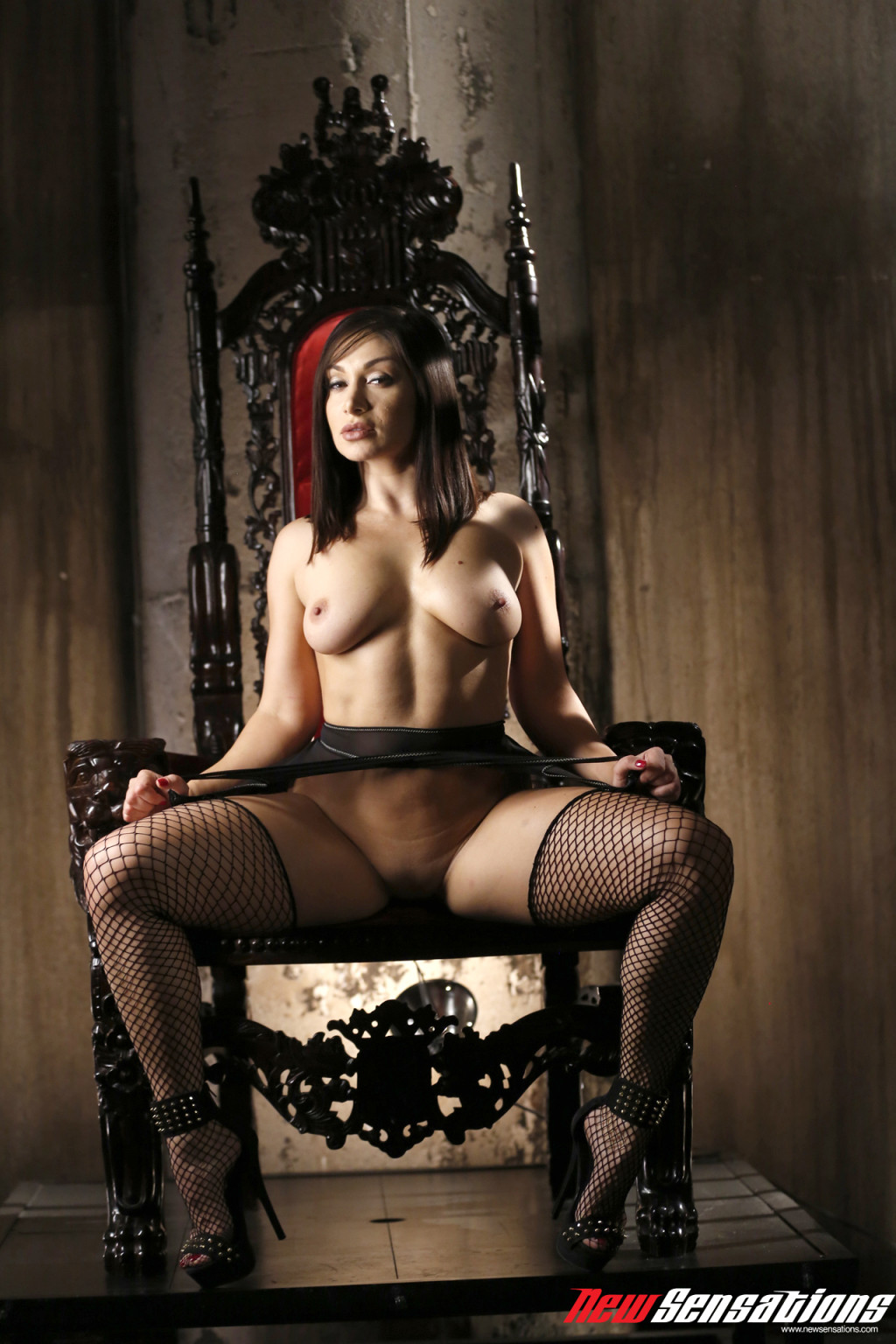 Lea Lexis - В чулках - Галерея № 3548072