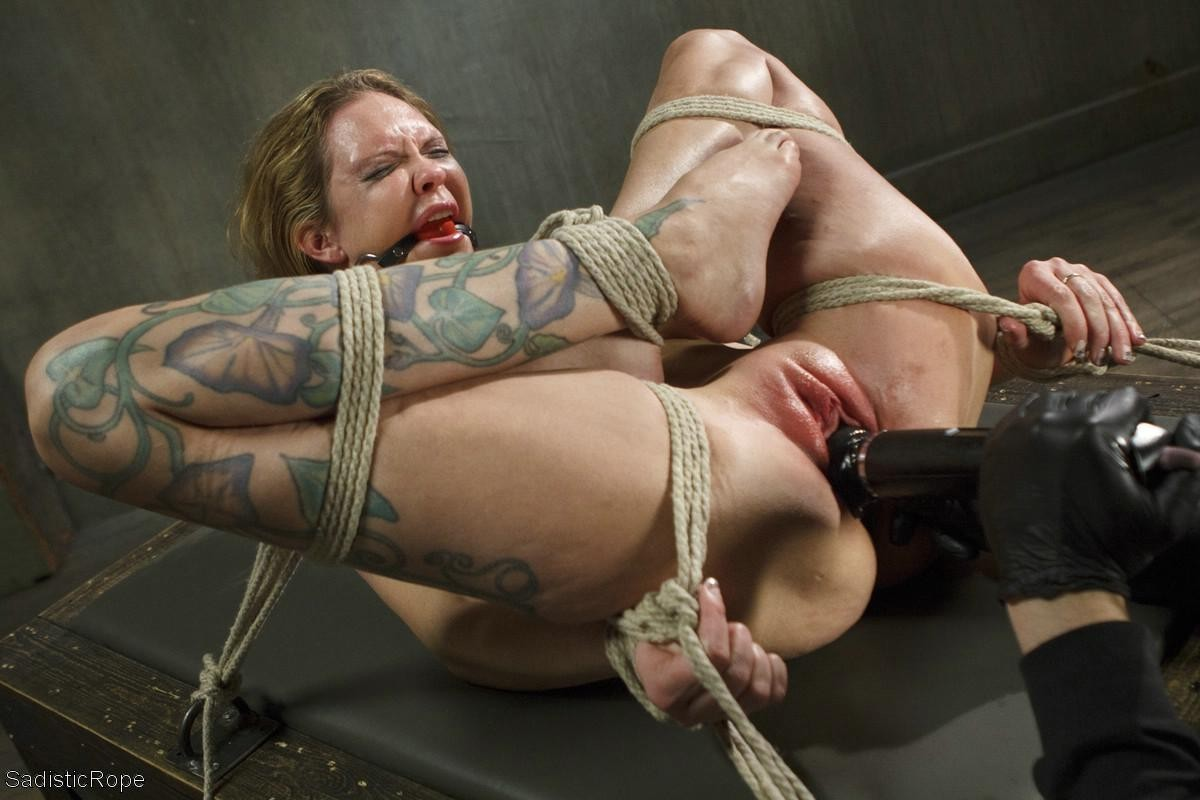 Asian Roped Fucked And Creampied Tnaflix Porn Pics