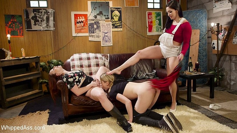 Lea Lexis, Bella Rossi, Lily Labeau - Секс втроем - Галерея № 3608134