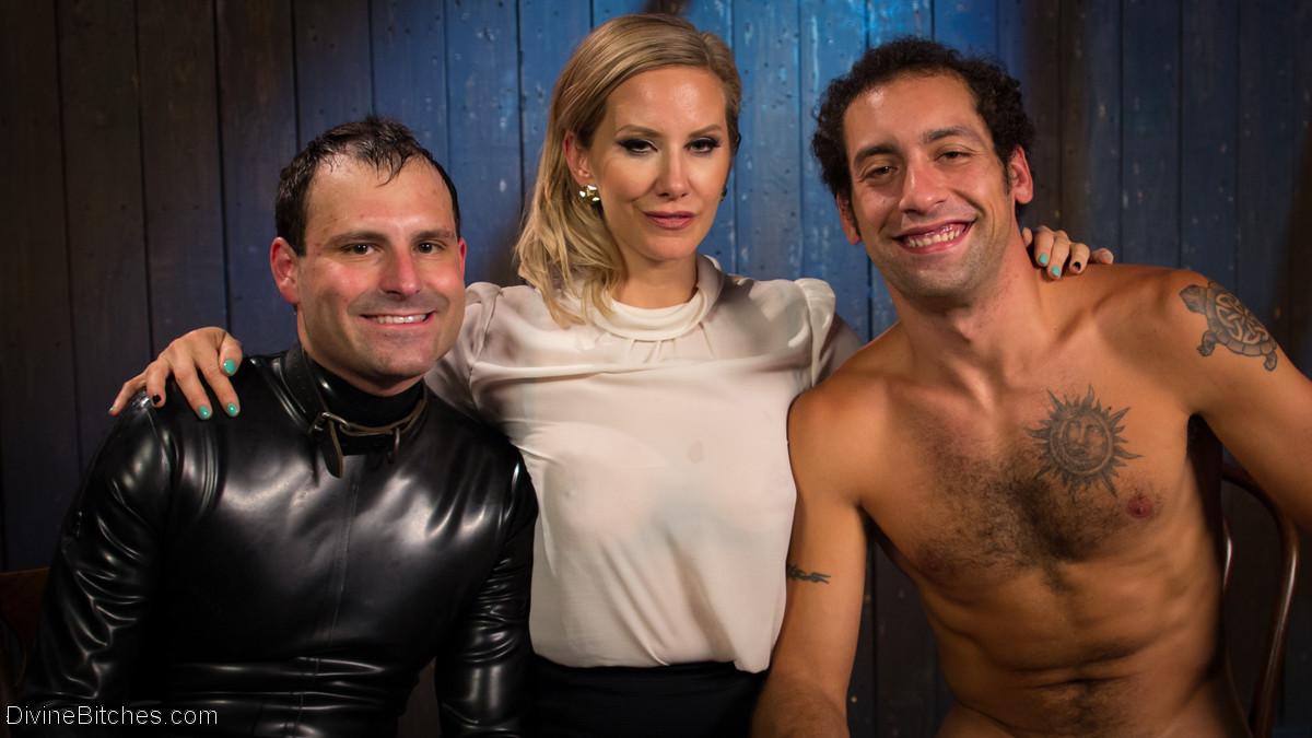 Dj, Marcelo, Maitresse Madeline - Секс втроем - Галерея № 3482955