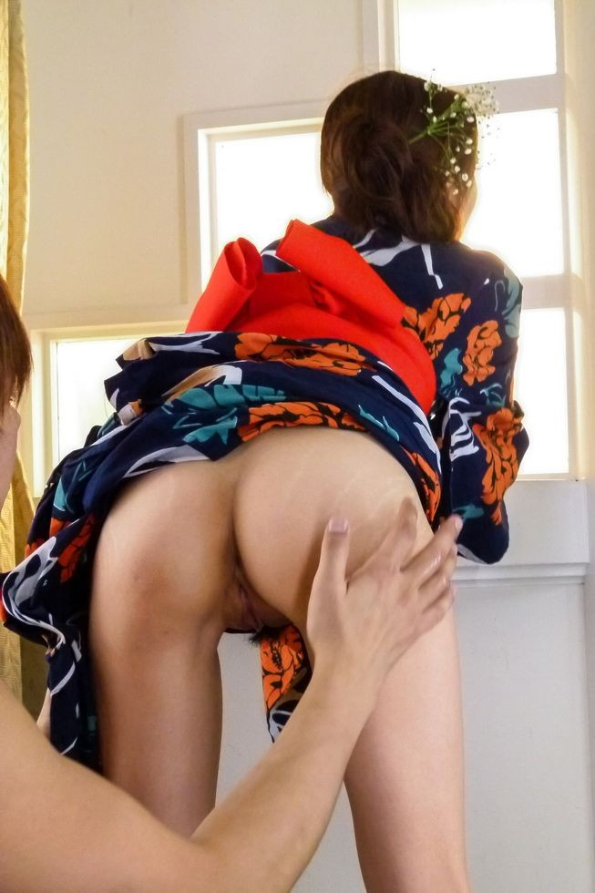 Kaori Maeda - Секс втроем - Галерея № 3549738