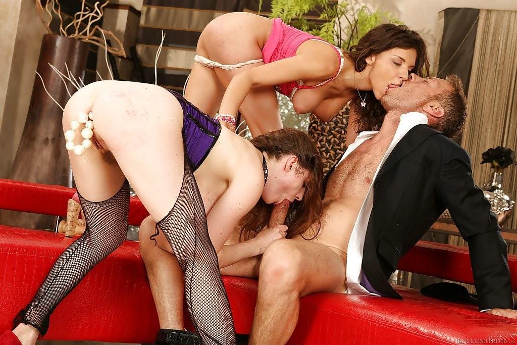 Samantha Bentley, Henessy, Alina Henessy - Секс втроем - Галерея № 3546622