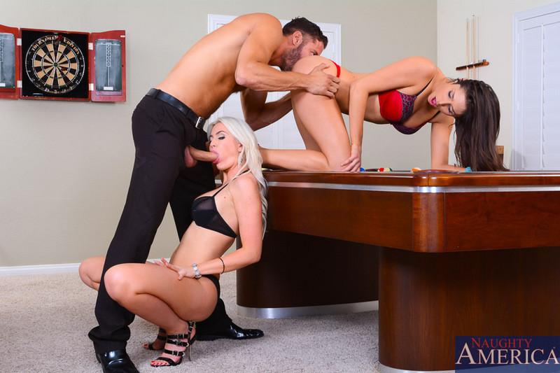 Секс втроем - Галерея № 3518997