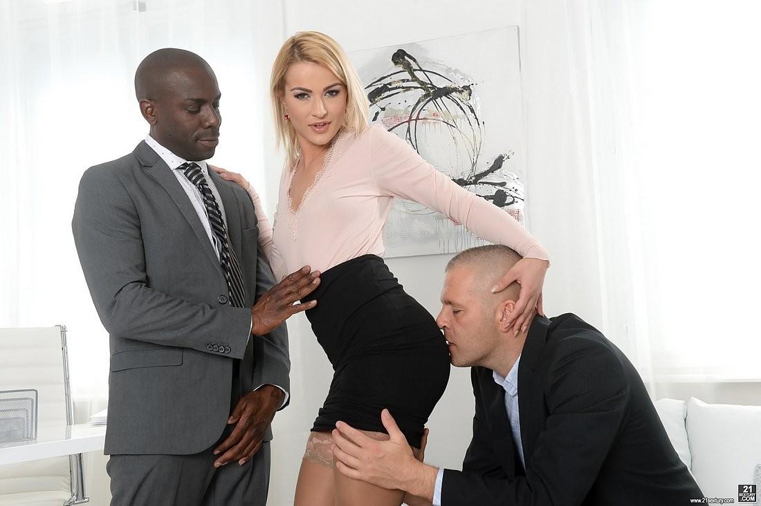 Joss Lescaf, Thomas Stone, Cherry Kiss - Секс втроем - Галерея № 3613894