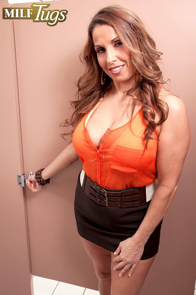 Stacie Starr - В туалете - Галерея № 3467330