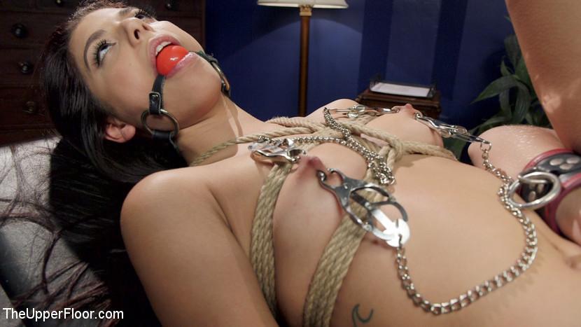 Gina Valentina, Ramon Nomar, Mona Wales - Секс втроем - Галерея № 3498554