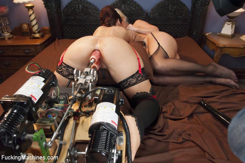 Syren De Mer, Alura Jenson - Секс игрушки - Галерея № 3441514