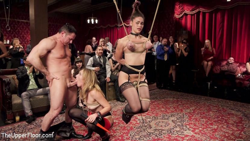 Mona Wales, John Strong, Kiki Sweet - Секс втроем - Галерея № 3508786