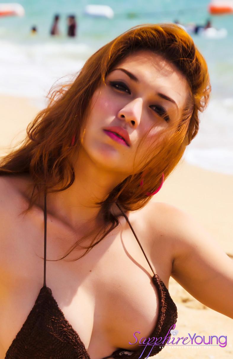 Sapphire Young - Транссексуал - Галерея № 3334677
