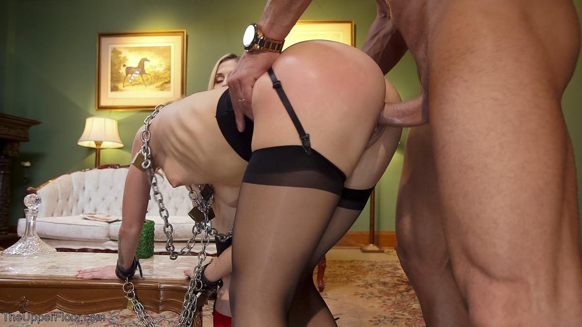 Marco Banderas, Alina West, Christie Stevens - Секс втроем - Галерея № 3486595
