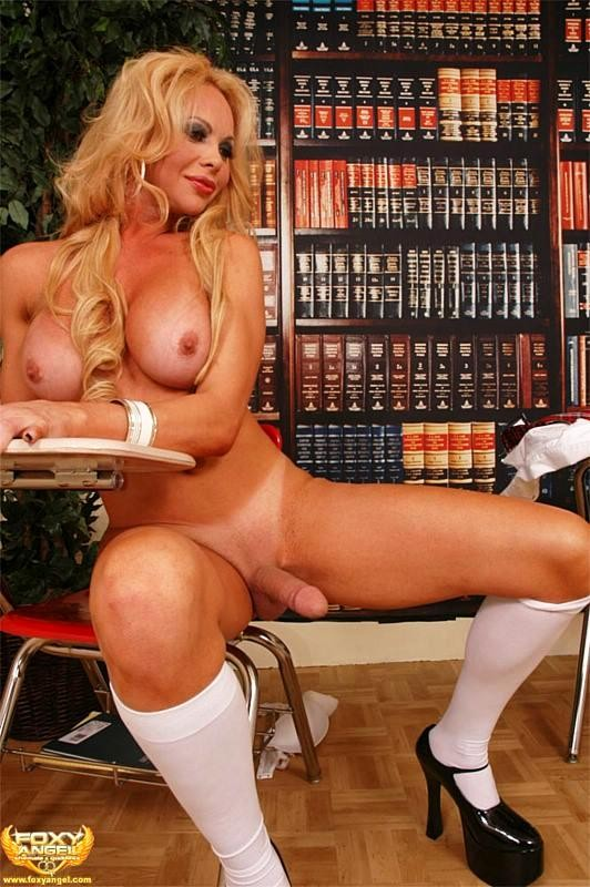 Foxy Angel - Транссексуал - Галерея № 2289589