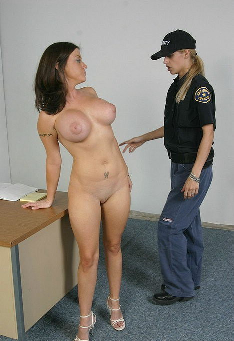 Forced Strip Search Fetish Pics