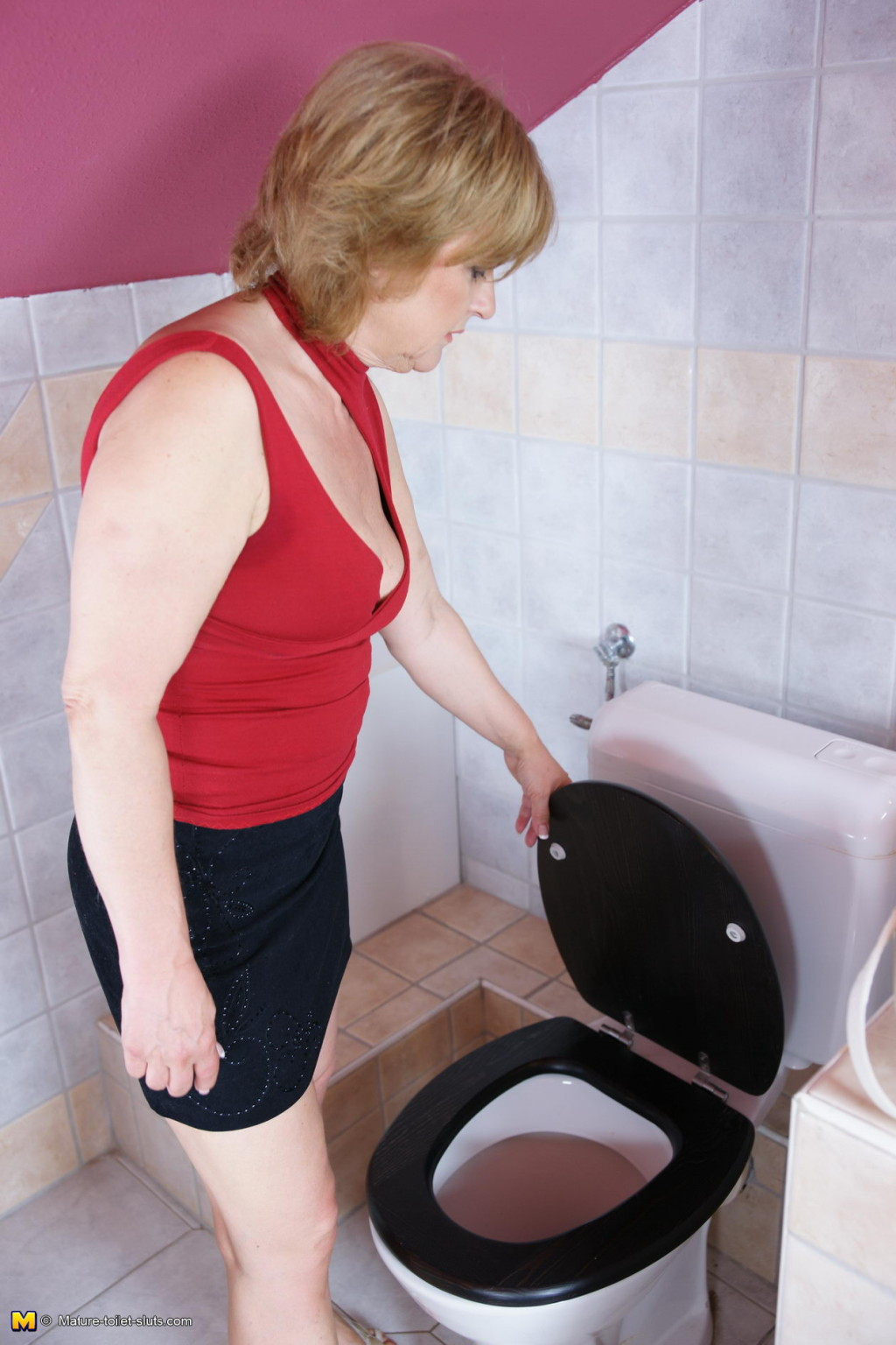 В туалете - Галерея № 3512978