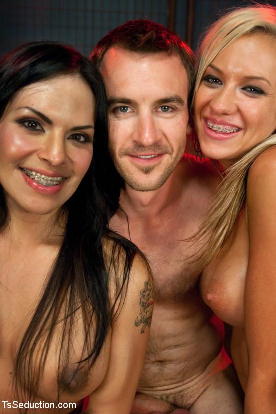 Ts Foxxy, Kaylee Hilton, Dietrich Cyrus - Транссексуал - Галерея № 3367021