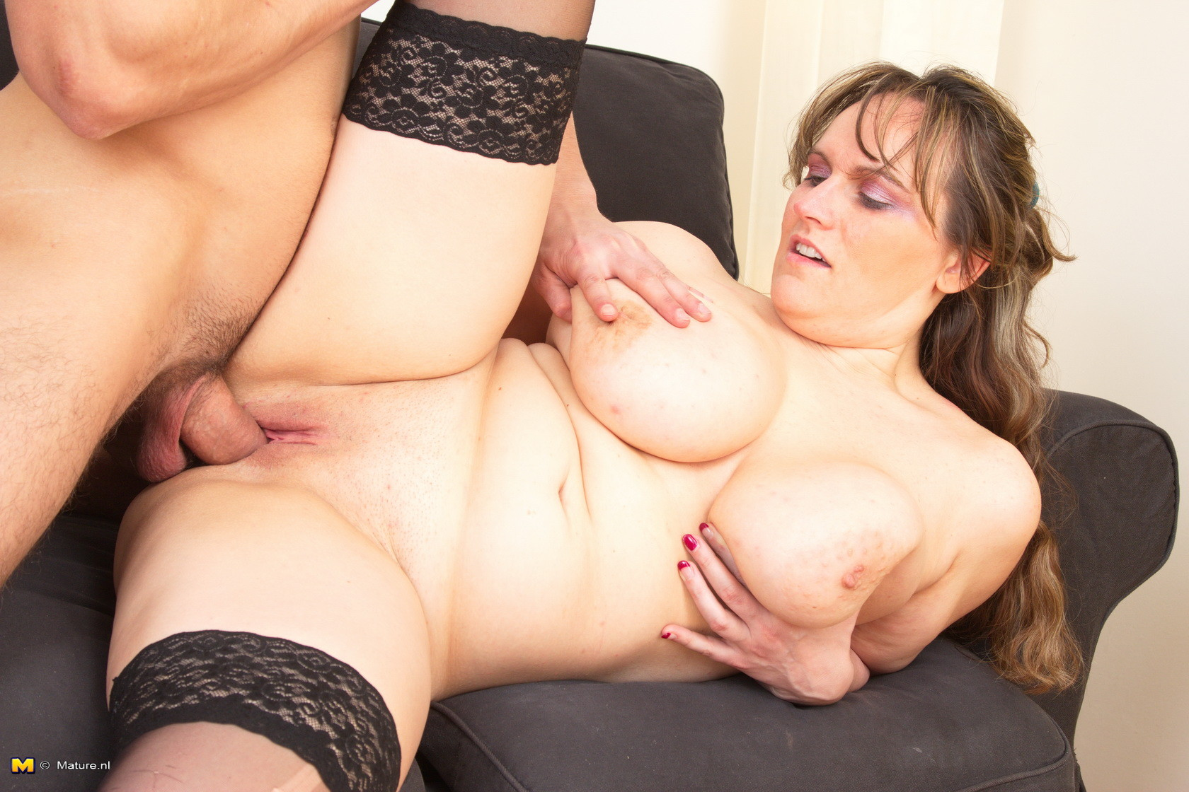 Big tits mature extreme sex and cumshot on gotporn