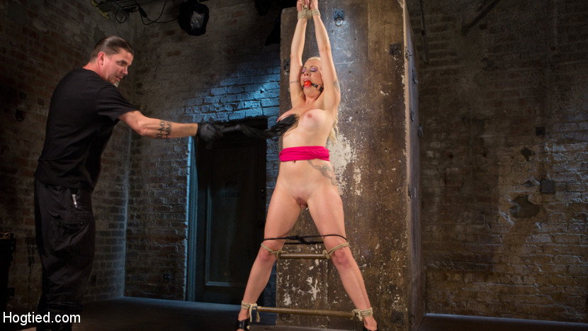 Lorelei Lee Submits In Brutal Bondage With Gru Realgfporn 1