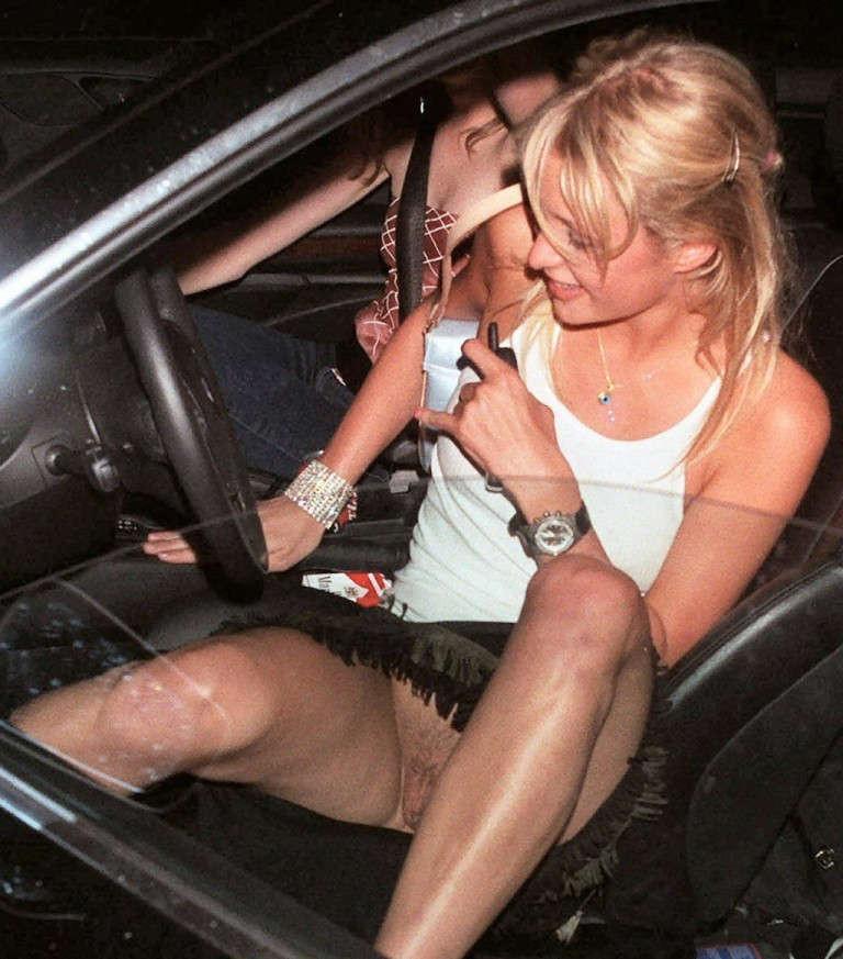 Britney no panties spear vagina