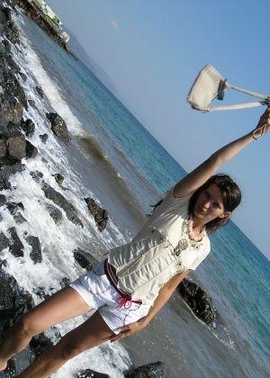 На пляже - Галерея № 3531304