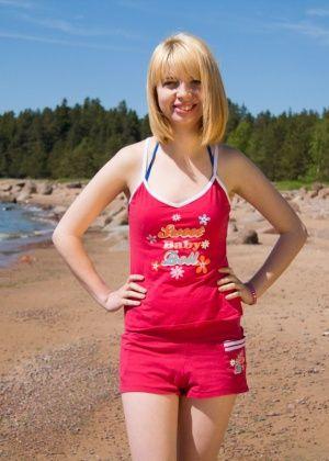 На пляже - Галерея № 3504380