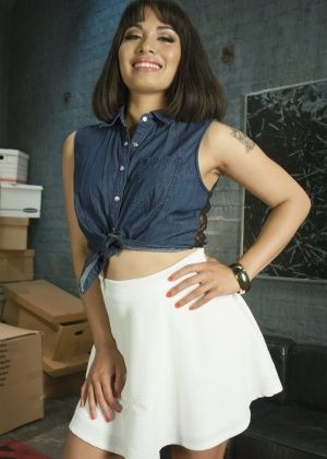 Milcah Halili, Kelly Klaymour - Азиатки - Галерея № 3514527