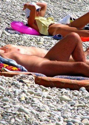 На пляже - Галерея № 3518784