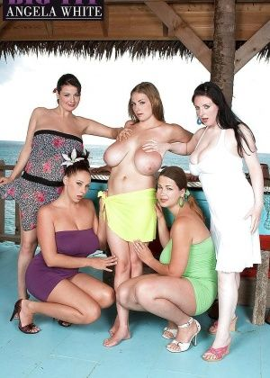 Angela White, Lorna Morgan, Christy Marks, Terry Nova, Gianna Rossi, Gianna Michaels, Angie, Lorma Morgan, Jerri Monet, Busty Terry - Бикини - Галерея № 3631421