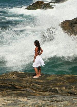 На пляже - Галерея № 3462599