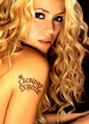 Shakira - Бразильянки - Галерея № 2982423