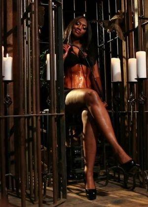 Nyomi Banxxx, Lance Hart - Негритянки - Галерея № 3436293