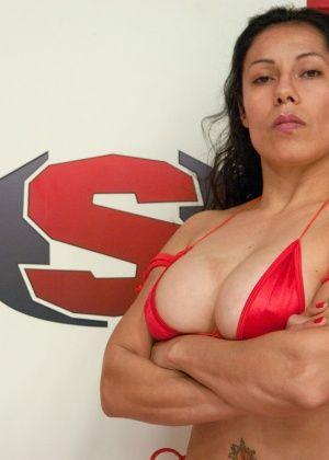 Izamar Gutierrez, Yasmine Loven - Сочные женщины - Галерея № 3476543