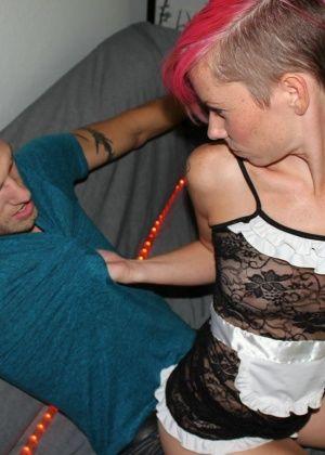 Dani Peach - В позе раком (доггистайл) - Галерея № 3426373