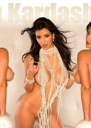 Kim Kardashian - Вчетвером - Галерея № 3343555
