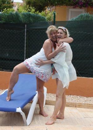 Пожилые немки лесбиянки