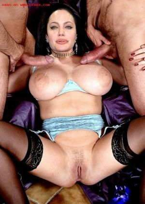 Angelina Jolie - На каблуках - Галерея № 3343826