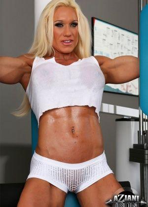 Ashlee Chambers - В спортзале - Галерея № 3412116